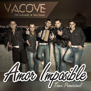 vacove amor imposible vallenato